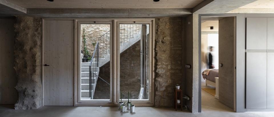 历史建筑的更新与再生 西班牙Fuster住宅